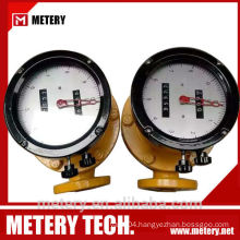 Oval gear flow meter oval gear flowmeter MT100OG series