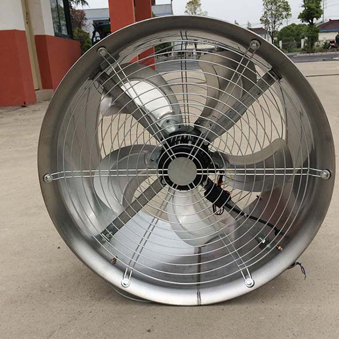Stainless Steel Circulation Fan for Ventilate