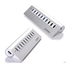 ORICO M3H73P Aluminium Hochgeschwindigkeits-7-Port USB 3.0 NABE