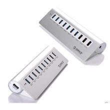 ORICO M3H73P Aluminio de alta velocidad 7 puertos USB 3.0 HUB