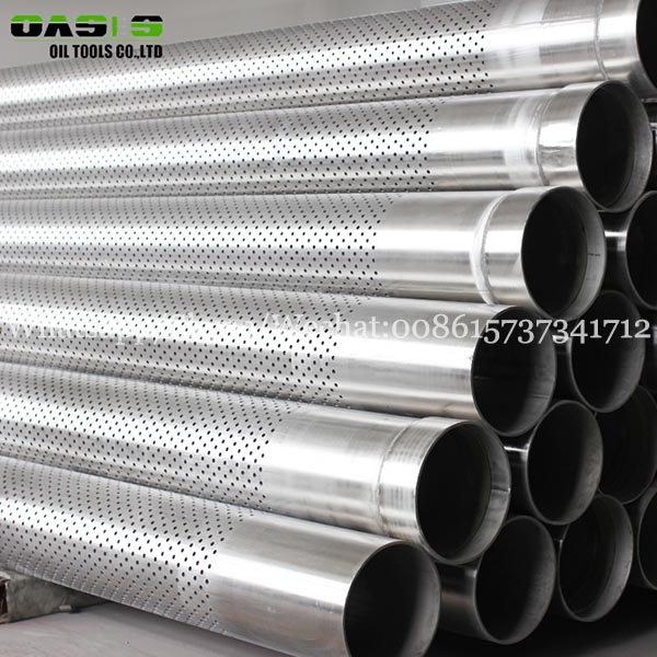 Drilling Perforated Casing Pipe 9