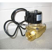 SLDF direct acting underwater water solenoid valve