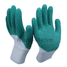 NMSAFETY gants en latex d'échafaudage utilitaire avec doublure Innerlock