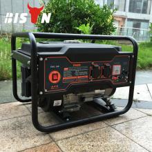 BISON Groupe électrogène Chine Taizhou à vendre Générateur d'essence Honda EP2500