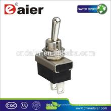 Daier KN3 (D) -101/111 Commutateur à bascule SPST 2 broches 12V