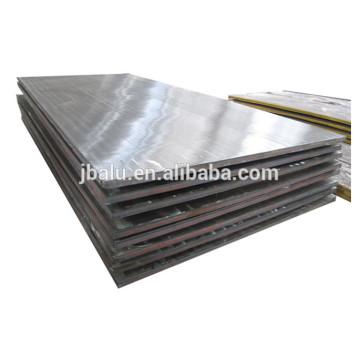 Промышленный сплав прокатанный лист алюминия для облицовки изоляционными материалами
