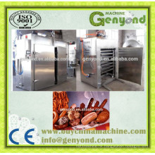 Automatic Stainless Steel Sausage Smoking Oven in China