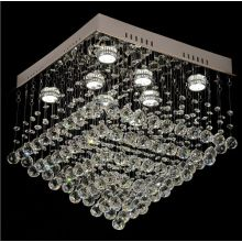 lampu moden kristal chandelier borong