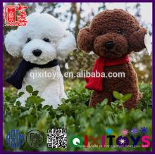 A mais recente pelúcia longa tecido animais brinquedo promoção recheado brinquedo cão
