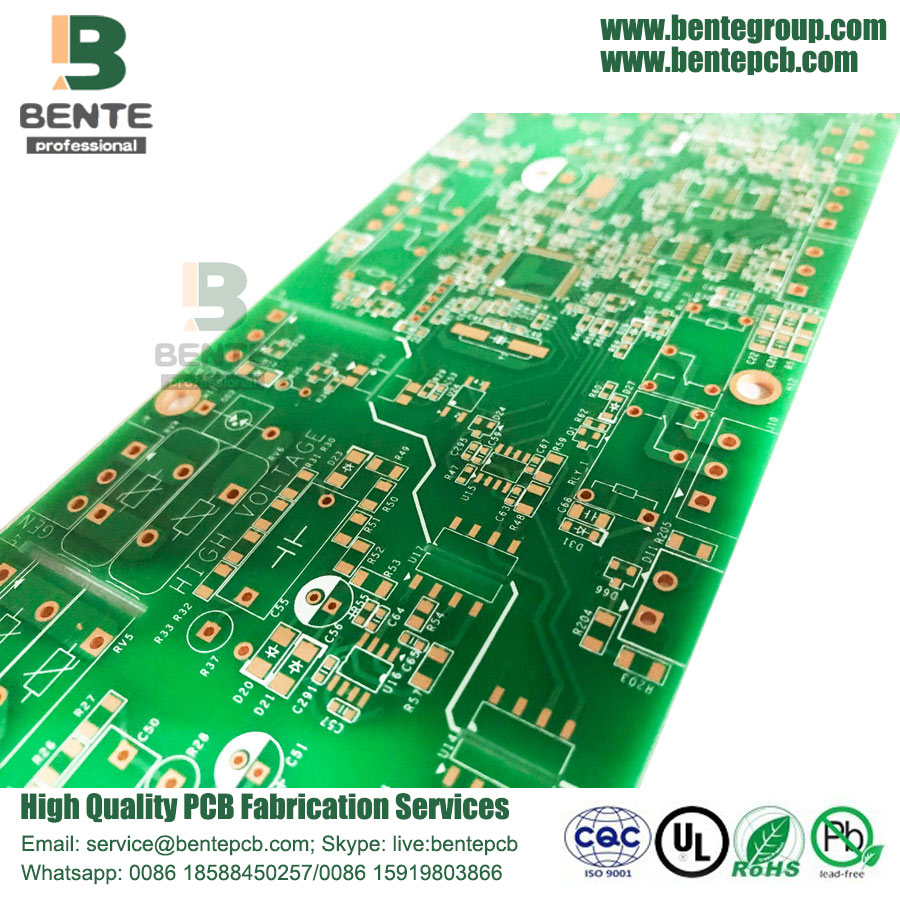 Standaard PCB Low Cost PCB