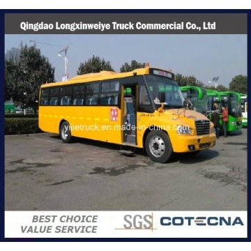 China High Qualtiy School Bus with 15 to 38 Seats