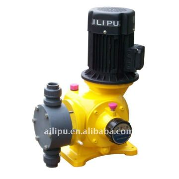Water Plant Chemical Diaphragm Dosing Pump