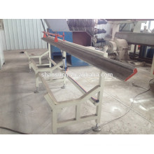Plastic extrusion machine / pe pipe production line