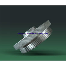 Tornillo de aluminio con SGS, ISO