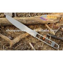 Couteau de table pliant titane durable