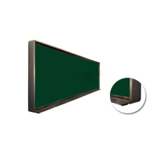 2015 Hot-Selling Magnetic Shcool Green Chalk Board mit Aluminium Rahmen