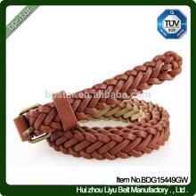 Factory Wholesale Ceinturon en cuir de marque Genuine Belt
