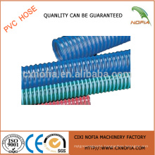 pvc vacuum suction pipe hose