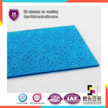 Blue Drop Lines Embossed Wall Panel for Decoration