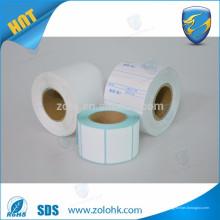 Целая продажа пустой термочувствительный бумажный термальный валик больничная термобумага для машины ЭКГ