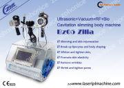 Mini Multi Function Beauty Equipment / Cavitation Slimming Machine For Weight Loss