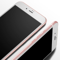 HD gehard glas voor iPhone 7 - wit