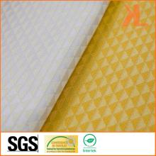 Полиэстер Качество Жаккардовый треугольник Дизайн Wide Width Table Cloth