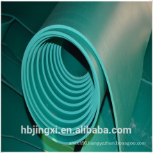 SBR Rubber Sheet China factory customed rubber
