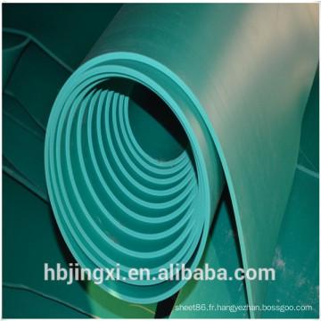 Caoutchouc calibrée de SBR caoutchouc feuille Chine usine