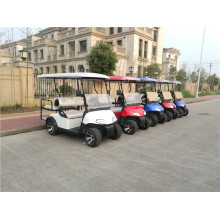 Best quality Low price for 2+2 Seaters Gas Golf Carts buy new ez go golf carts for sale export to Venezuela Manufacturers