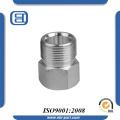 CNC-Teile Aluminium-Schlauch-Steckdosen
