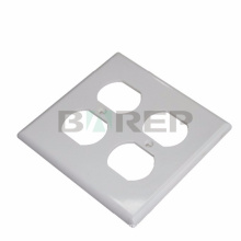 YGC-002 Decorative plastic waterproof good price wall plate