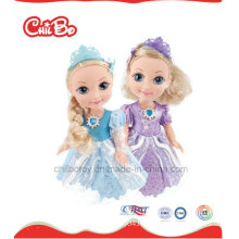 Lovely Frozen Doll Beauty Barbiee Dolls