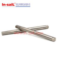 Eixo de aço inoxidável do Pin do OEM para o limpador de pára-brisas