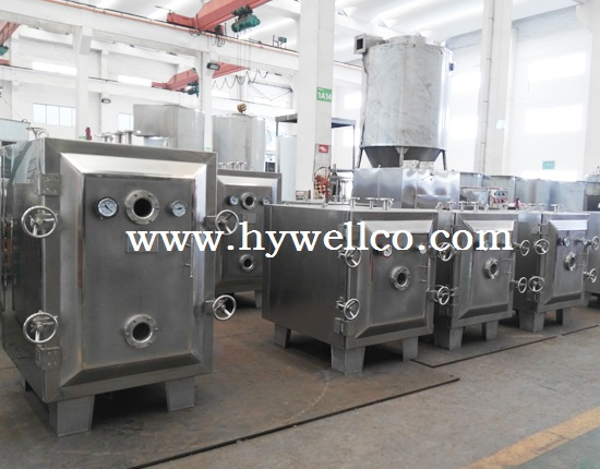 Vacuum Drier Equipment