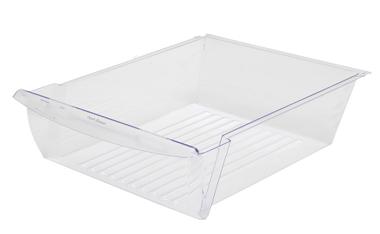 Fridge drawer plastic part