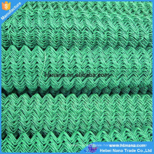 China factory sell chin link wire mesh fence / galvanized or vinyl coated fence