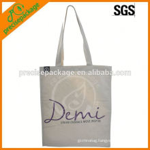 fashion Promotional cotton handbag with custom printing