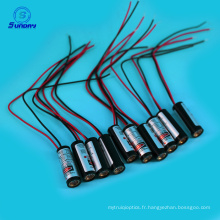 Modules Laser Rouge 24V 650nm 635nm 10mm