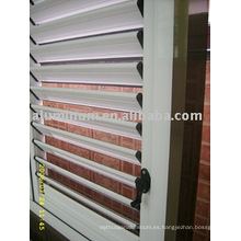 Obturador de aluminio / perfil de aluminio