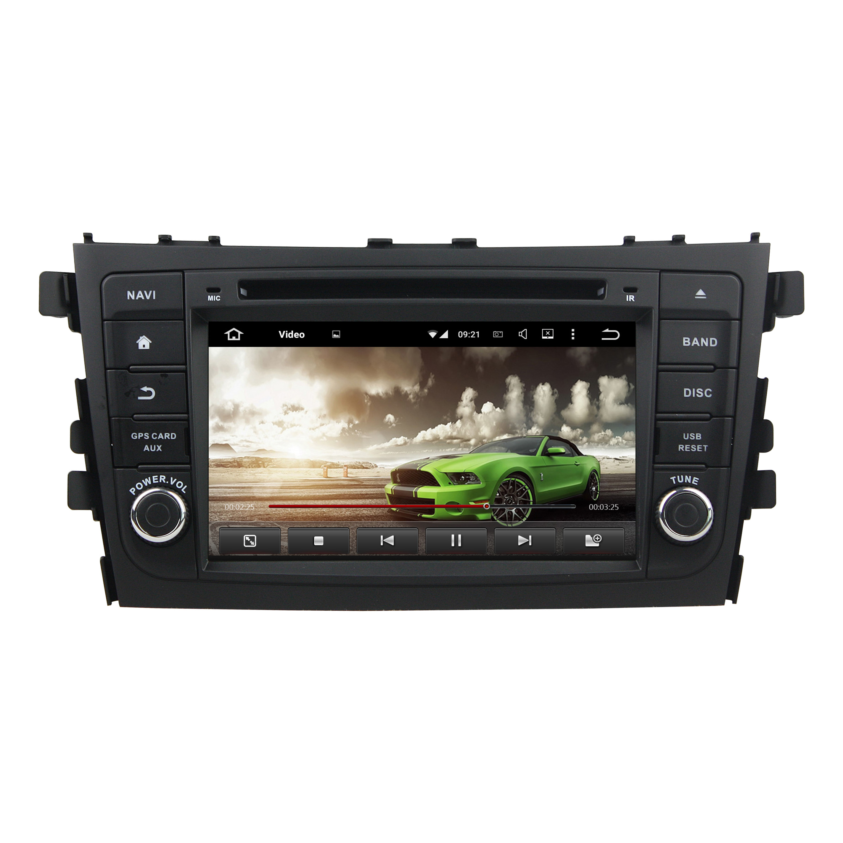 Android car DVD for Suzuki ALTO/CELERIO 2015-2016
