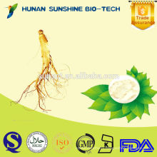 nutrition supplement & powder drink Panax ginseng root extract