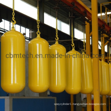Carbon Composite Cylinders Seamless Steel Carbon Fiber CNG Cylinders