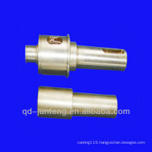 Stainless steel auto wheel shaft parts