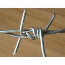 Proveedor de China barato alambre de púas