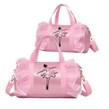 Kids Dance Ballet Duffel Bag ballet dance bag garment duffel bag sequin handbags for girls yoga