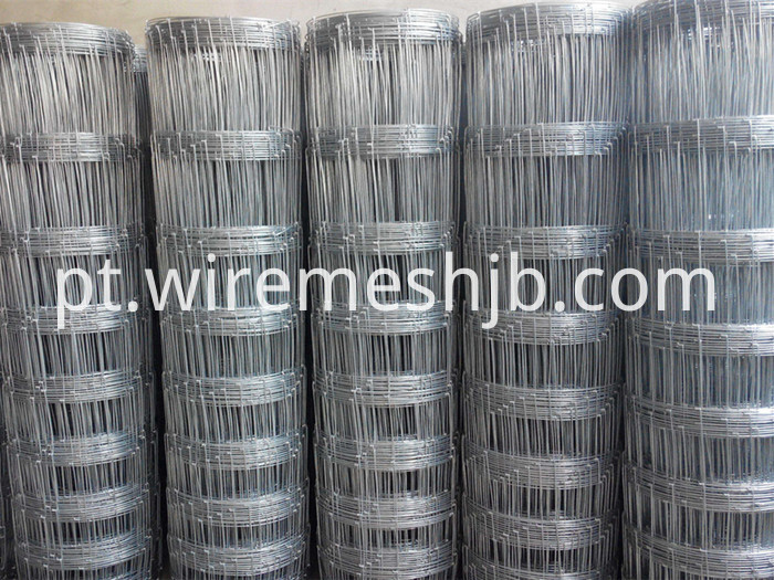 Field Wire Fence