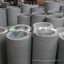FORST Suzhou fábrica de precios de acero cartucho de filtro final tapa de fabricación