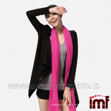 hot pink scarf,naturally cashmere,wrap stole shawl