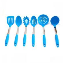 Quality Silicone Kitchen Utensils set of 6